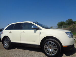 2008 LINCOLN MKX SPORT-AWD-HEATED LEATHER-REMOTE STARTER