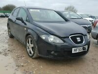 SEAT LEON 2.0 TDI BKD 2008 BREAKING FOR SPARES TEL 07814971951 HAVE FEW IN STOCK