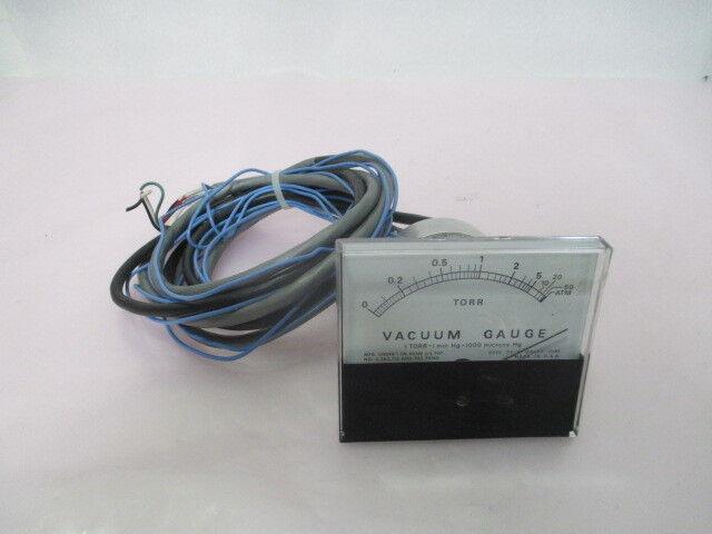 Vacuum Gauge, VH-4, DV-24, 423465