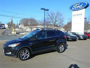 2014 Ford Escape SE 4WD LEATHER / PANORAMIC ROOF