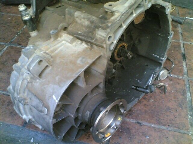 polo 1.9tdi 6 speed gearbox