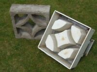 Screencast Concrete Mould