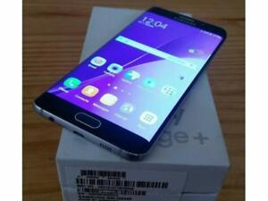 "Samsung S6 Edge Plus - 32GB Memory w/4GB RAM ""New/Unlocked in Box w/Accessories & Warranty"" We are 4 Stores in GTA"