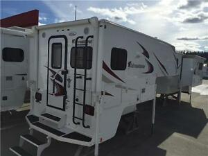 New 2016 Adventuer 86SBS truck camper
