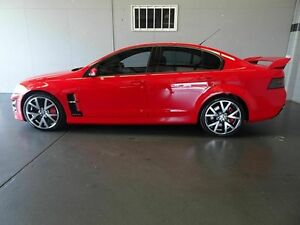 2007 Holden Special Vehicles GTS E Series Red 6 Speed Manual Sedan Woodridge Logan Area Preview