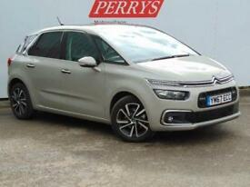 2017 CITROEN C4 PICASSO DIESEL ESTATE 1.6 BlueHDi Flair 5dr