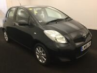 2010 Toyota Yaris 1.3 VVTI TR MMT TOP OF THE RANGE VERY LOW MILEAGE - 12,000 FULL SERVICE HISTORY