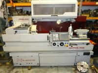 HARRISON ALPHA 400 PLUS SEMI CNC TEACH LATHE YEAR 1999