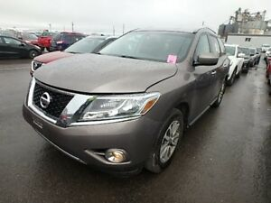 2014 Nissan Pathfinder SV 4WD BLUETOOTH, CAMERA, B.CHAUFF