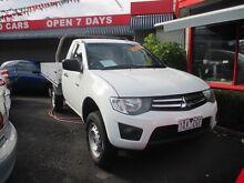 2010 Mitsubishi Triton Ute aluminium tray diesel $11,990!!!! Braddon North Canberra Preview