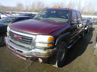 2000 GMC SIERRA K2500 HD - COME GET YOUR GMC PART