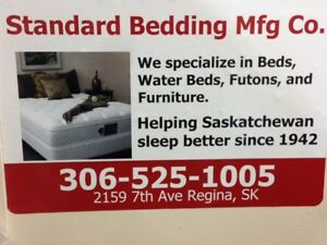 New Beds start from $219 and up Also we make custom sizes Beds,