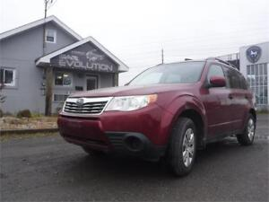 2009 Subaru Forester Premium Pkg/ONE OWNER ,CERTIFIED+WRTY $6490
