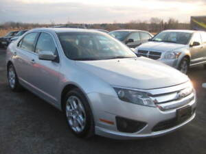 2010 Ford Fusion +2 YEAR WARRANTY+ CERTIFICATION = YOU WIN!