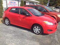 "2010 Toyota Matrix XR Hatchback ""REDUCED"""