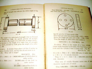 1912 The PRACTICAL MECHANICS HANDBOOK Franklin E Smith CONSTABLE Kitchener / Waterloo Kitchener Area image 6