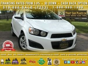 2016 Chevrolet Sonic LT - Just in! Just for you! - Cruise-Remote