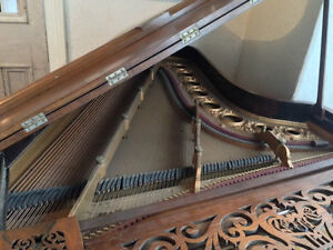 Chickering and Sons 1837 Grand piano Cambridge Kitchener Area image 6