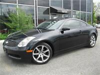2005 Infiniti G35 Coupe Sport/ LEATHER SUNROOF/ SUPPER CLEAN