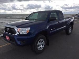 2015 Toyota Tacoma SR5 4x4 $24995
