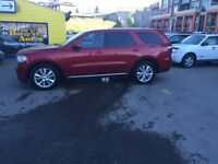 2011 Dodge Durango SXT 4dr All-wheel Drive