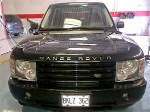 2004 Land Rover Range Rover WESTMINISTER SUV, Crossover