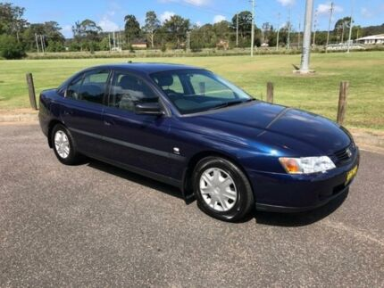2004 Holden Commodore VY II Executive Blue 5 Speed Manual Sedan West Gosford Gosford Area Preview