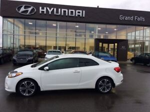 2015 Kia Forte Koup EX WINTER TIRES AND WHEELS INCLUDED !!!!!!