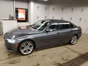 2018 BMW 3 Series 330xi AWD; BEAUTIFUL CAR, NAV, HEATED SEATS, S