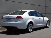 2012 Holden Commodore VE II MY12 Equipe White 6 Speed Sports Automatic Sedan Maddington Gosnells Area Preview
