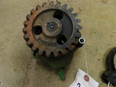 John Deere 4020 Gas Tractor Governor Part R28138r Tag 243