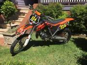 KTM 85 SX Big Wheel 2014 - 2 stroke Dirt Bike Motocross Hunters Hill Hunters Hill Area Preview