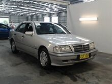 1999 Mercedes-Benz C200 W202 Classic Silver 5 Speed Automatic Sedan Beresfield Newcastle Area Preview