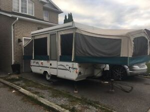 Jayco Tent Trailer-10ft sleeps 6-7 mint condition