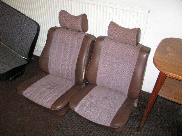 Mercedes Car Seats