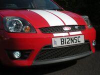 '07 Fiesta ST 64k Miles MOT 11.1.17 Full Leather Heated Seats Rear Park Sensors Very Clean HPI Clear