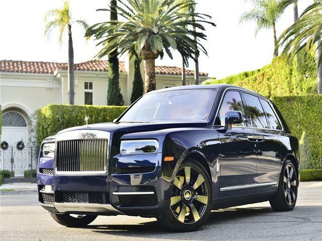 Image 5 Coche Americano usado Rolls-Royce Cullinan 2020