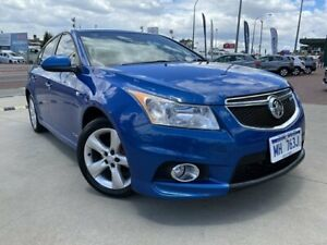 2011 Holden Cruze JH Series II MY11 SRi-V Blue 6 Speed Manual Sedan Victoria Park Victoria Park Area Preview