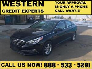 2017 Hyundai Sonata GL ~ Warranty ~ Easy Financing ~ Low Payment