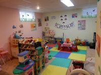 Pierrefonds Homedaycare: 1 Spot Available