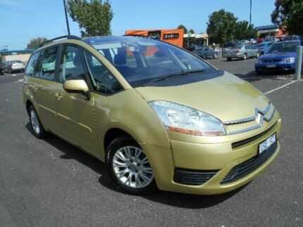 2007 Citroen C4 Picasso HDi Gold 6 Speed Automatic Wagon Maidstone Maribyrnong Area Preview