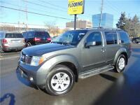 2005 NISSAN PATHFINDER LE **7 PASSENGER** City of Toronto Toronto (GTA) Preview