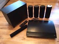 Sony bdv-e380 blu Ray home cinema system