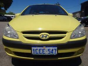 2006 Hyundai Getz Manual 5 Door Hatchback Wangara Wanneroo Area Preview