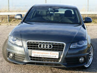 Audi A4 2.0TDI ( 143PS ) 2009MY S Line