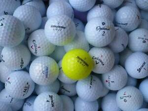 60-GOOD CONDITION -CLEANED- GOOD BRAND GOLF BALLS. Coffs Harbour Coffs Harbour City Preview