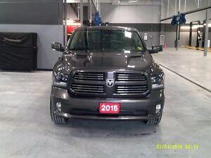 2015 RAM 1500 Sport Quad Cab 4x4