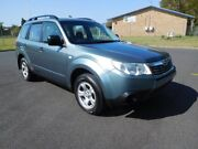 2008 Subaru Forester S3 MY09 X AWD Green 4 Speed Sports Automatic Wagon Ballina Ballina Area Preview
