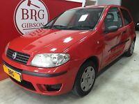 Fiat Punto 1.2 8V (red) 2003
