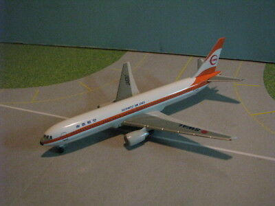 Herpa Wings  He502979  Southwest Air Lines  Japan  767 300 1 500 Scale Diecast